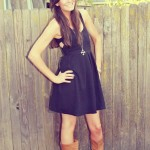 cute dresses, hope's boutique and my first giveaway!