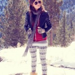 What I Wore Wed-nes-day: Winter Leggings