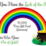 $1000 Giveaway! Yes, You Read That Right.