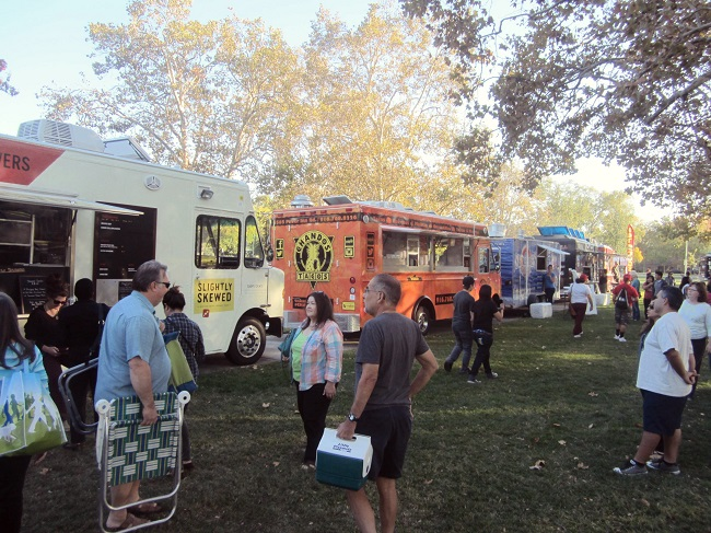 food truck expo