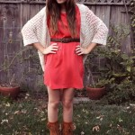 FALL FASHION SERIES DAY SIX: RED DRESS
