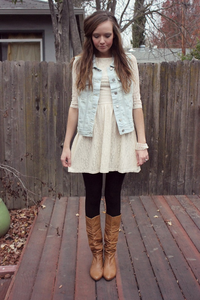 Denim Vest #ThisisStyle #shop