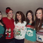 CHRISTMAS SWEATER PARTY