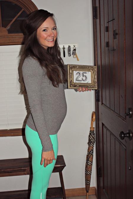 25 weeks 1-5-14