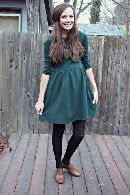 2fa00b493a SKATER DRESS AND BROGUES - Katie Did What