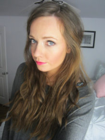 katie did what makeup