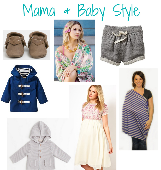 mama and baby style favorites