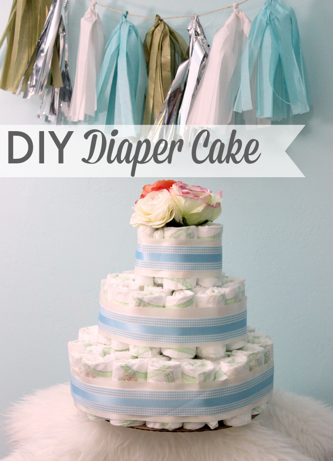 How To Make A Diaper Cake Video Evite