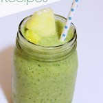 5 GREEN SMOOTHIE RECIPES THAT I LOVE