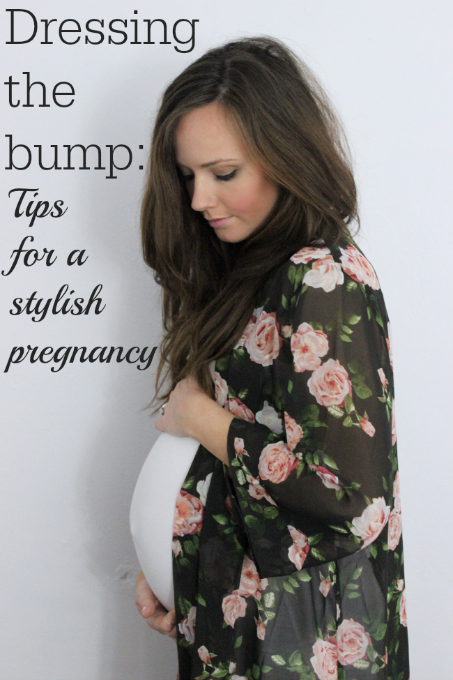 dressing the bump