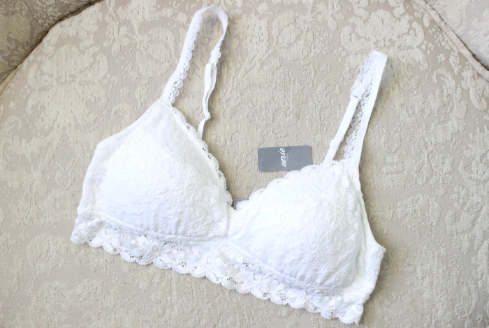 6ee7fcca0bb4a3 THE LACE BRALETTE - Katie Did What
