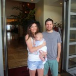 BABY'S FIRST ROAD TRIP // BLOGHER 14
