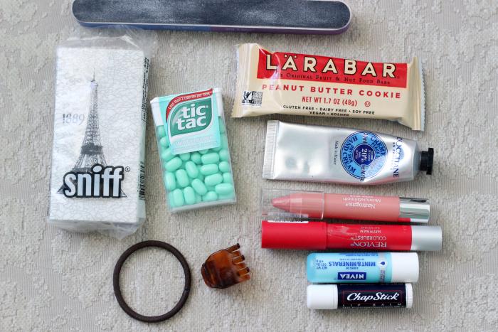 in my bag cosmetics