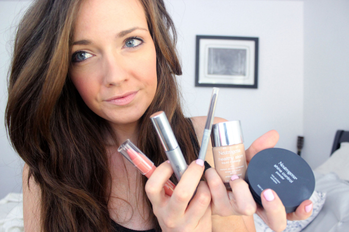 ALL DAY MAKEUP ROUTINE WITH NEUTROGENA - Katie Did What