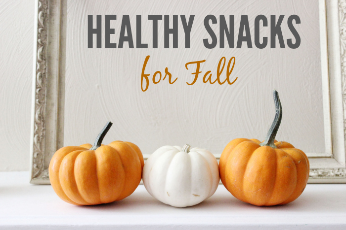 healthy snacks for fall