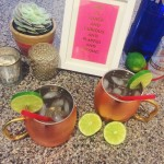MOSCOW MULES AND PUMPKINS VS PINE CONES