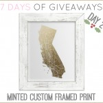 7 DAYS OF GIVEAWAYS — DAY 2 MINTED