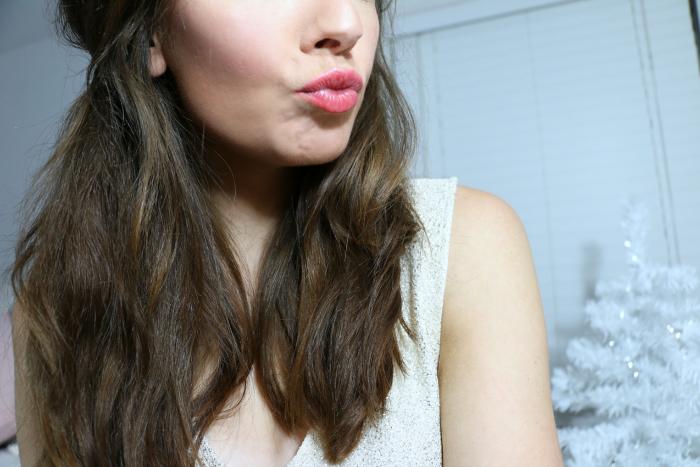 holiday lips