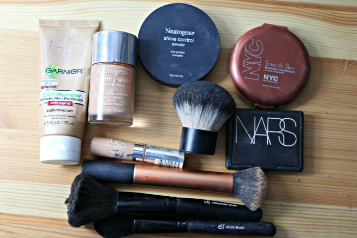 holiday look makeup