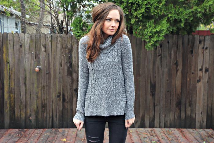 grey sweater 2