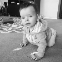 little love crawling
