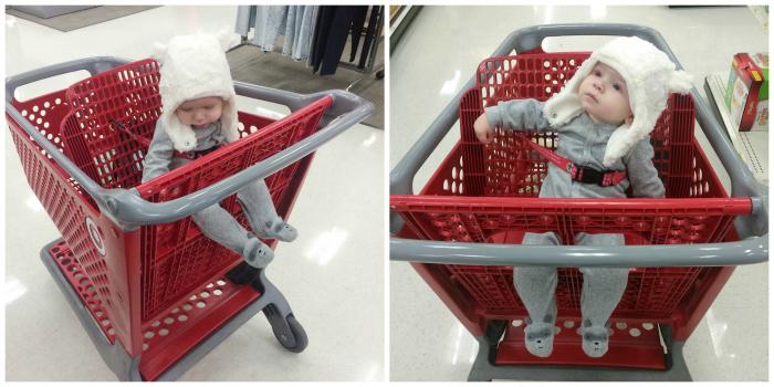 sam in target cart