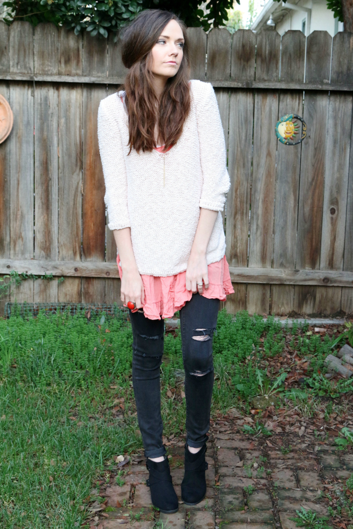 v day outfit 2