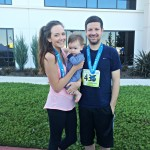 OUR FIRST 5K RACE