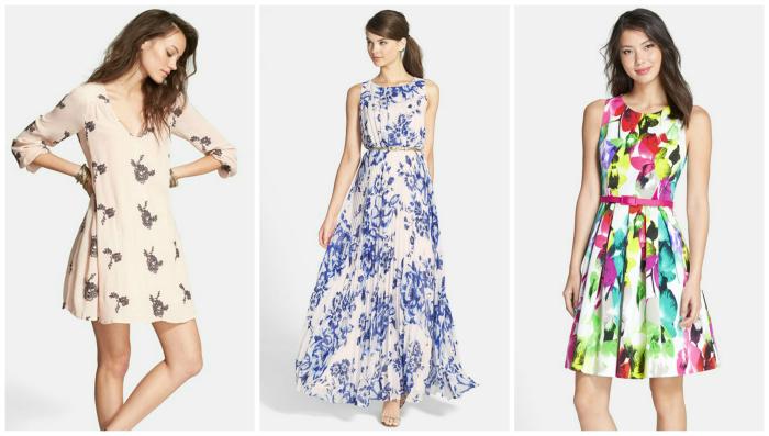 floral easter dresses