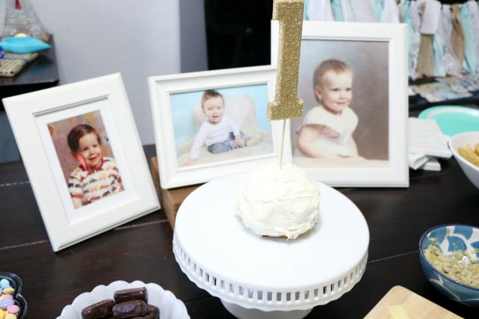 smash cake stand