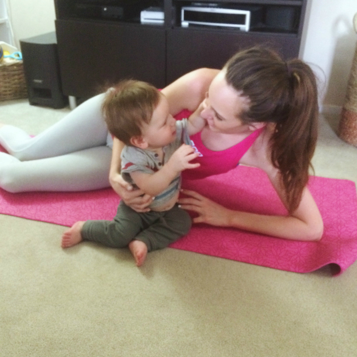 A ONE YEAR POSTPARTUM FITNESS UPDATE - Katie Did What