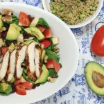HEALTHY SUMMER CHICKEN SALAD