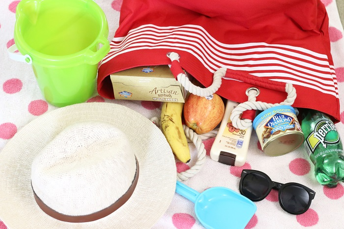 beach bag 700