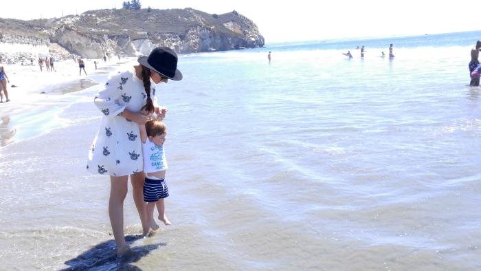beach day 7