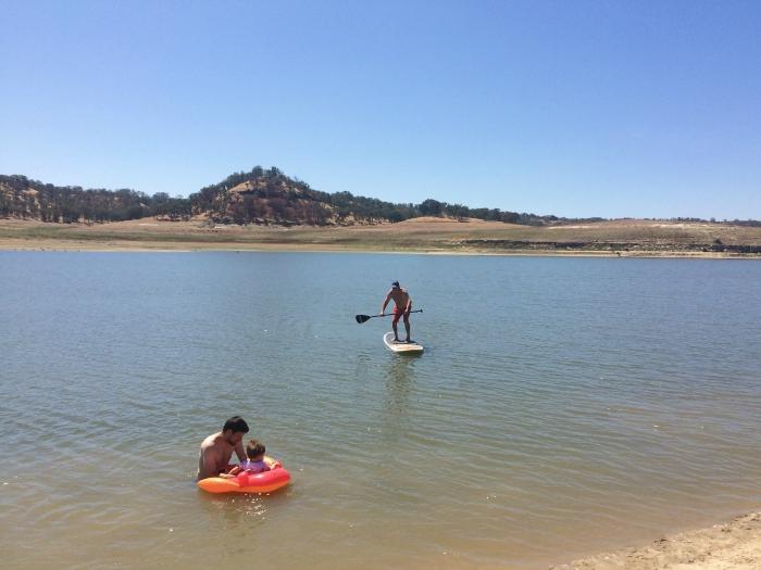 lake day 6