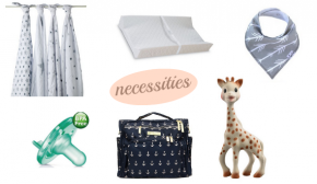 45 BABY REGISTRY MUST HAVES