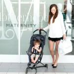 FALL MATERNITY STYLE WITH MOTHERHOOD MATERNITY