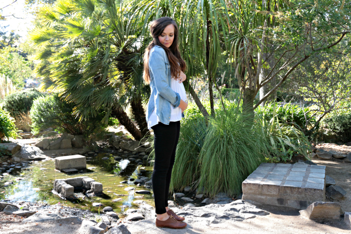 CHAMBRAY OXFORDS 2