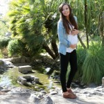 FALL MATERNITY STYLE: CHAMBRAY AND OXFORDS
