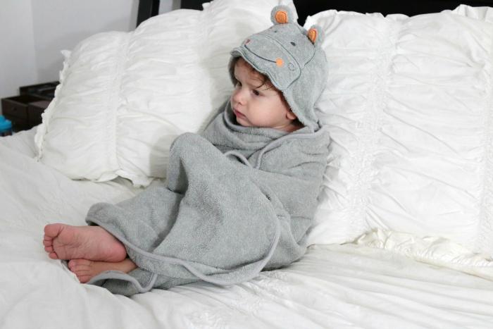 HIPPO TOWEL 1