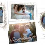 TIME TO START THINKING HOLIDAY CARDS!