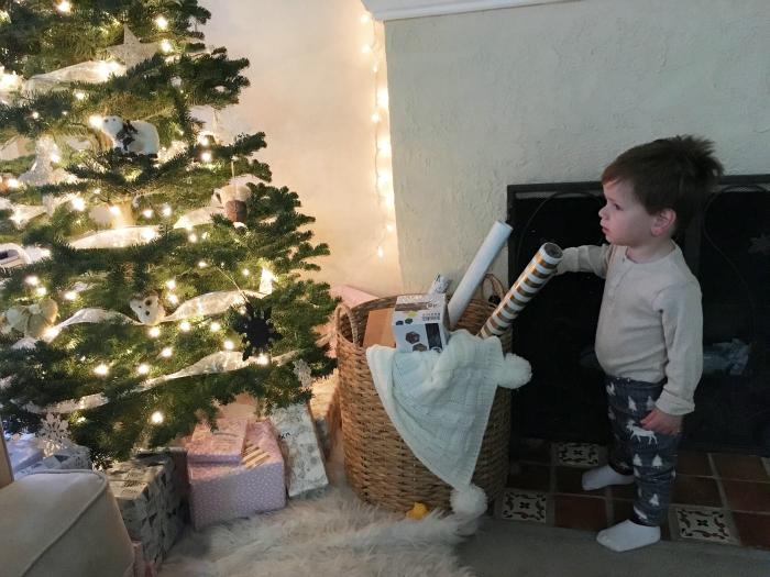 christmas sam