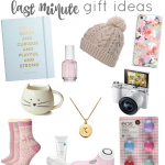 LAST MINUTE GIFT IDEAS + $30 AMAZON GIVEAWAY!