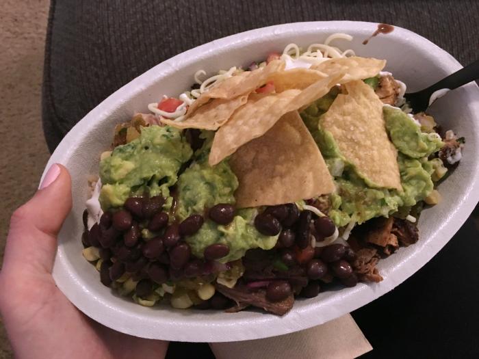 chipotle bowl