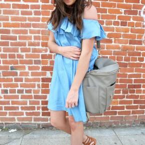 dress | bag | shoes | original post
