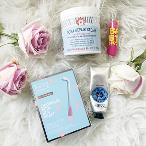 Kate Sommerville | L'Occitane | First Aid Beauty | Maybelline