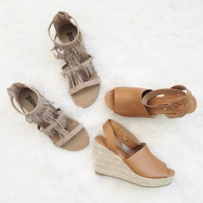 Wedges | Sandals
