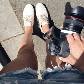 Shoes | Shorts | Camera | Lens | Original Post