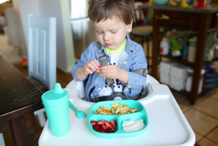 what my toddler eats