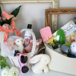 EASTER BASKETS FOR LITTLE ONES